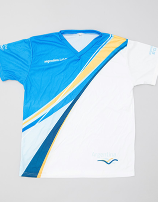 Remeras y camisetas para clubes y colegios